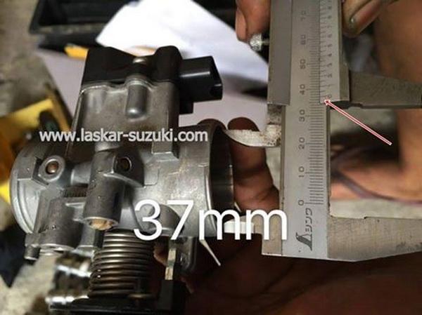 Reamer Throttle Body Satria FU150 FI