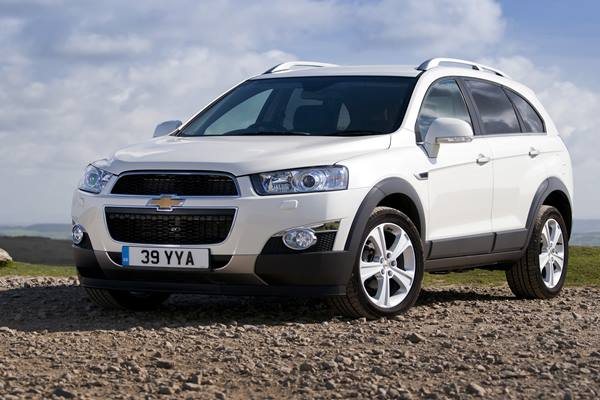 Chevrolet All New Captiva giaas 2016 otobikers