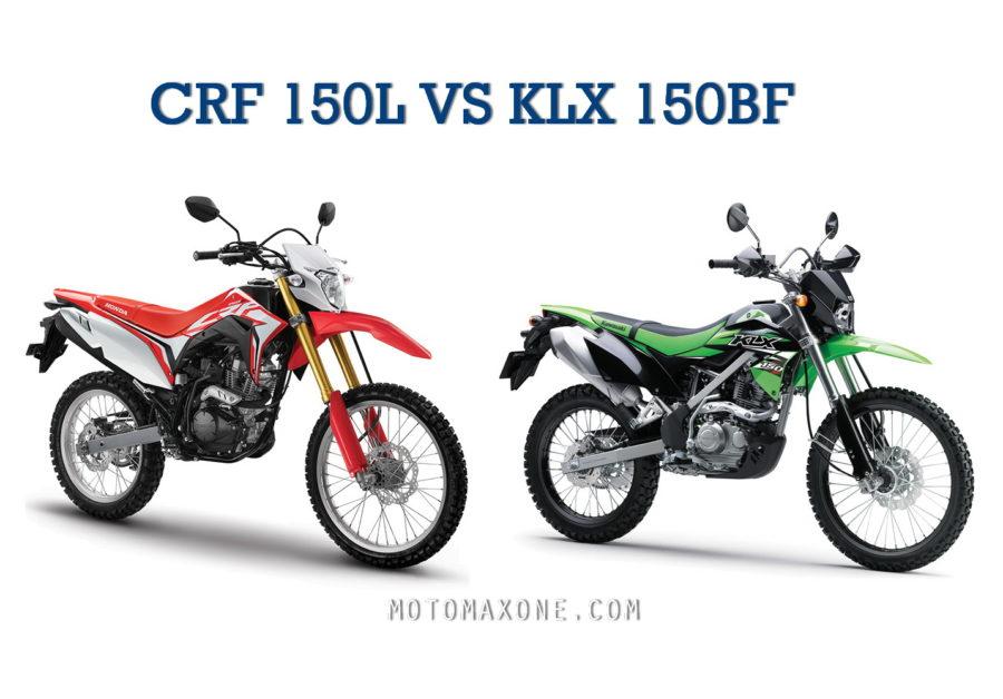 Honda Crff Vs Kawasaki Klx